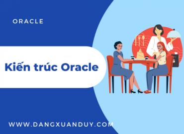 Kiến trúc Oracle Database